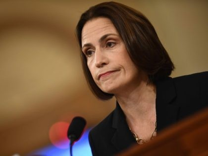 Fiona Hill (Brendan Smialowski / Getty)