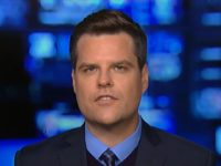 GOP Rep. Gaetz: Election an 'Overwhelming Landslide' Among In-Person Voters