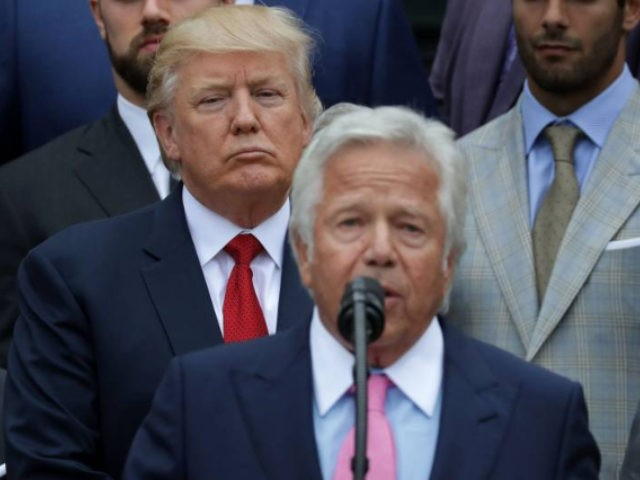 Robert Kraft makes surprising comments on Donald Trump in leaked audio
