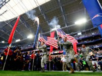 Bryant: NFL's Veterans Day Events Reveal a 'Staggering Level of Hypocrisy'