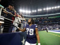 Report: Cowboys Teammates Asked Michael Bennett to Stand for National Anthem