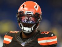 Reactions Pour In Against Browns Myles Garrett's Helmet Slam