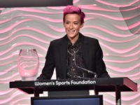 Trump Critic Megan Rapinoe Praises Kaepernick at 'Women Of The Year' Awards