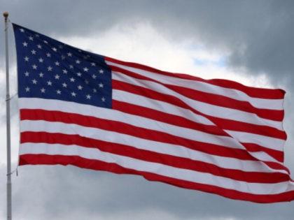 Flag-Waving Rally