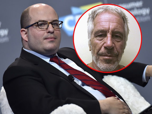 Nolte: Brian Stelter Hides ABC's Jeffrey Epstein Scandal from CNN Viewers