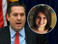 Nunes: Dems Redacted Name of DNC Operative Alexandra Chalupa