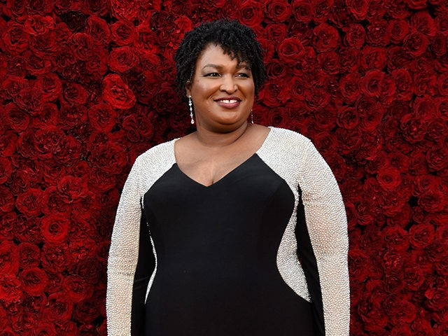 ATLANTA, GEORGIA - OCTOBER 05: Stacey Abrams attends Tyler Perry Studios grand opening gala at Tyler Perry Studios on October 05, 2019 in Atlanta, Georgia. (Photo by Paul R. Giunta/Getty Images)