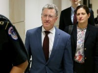 ***LIVE UPDATES*** Kurt Volker, Tim Morrison Testify in Impeachment He