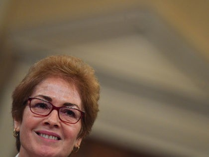 ***LIVE UPDATES*** Marie Yovanovitch Testifies in Impeachment Hearing
