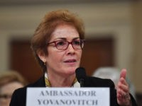 Yovanovitch Downplays Social Media Critiques: 'Sometimes That Happens on Social Media'