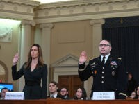 ***LIVE UPDATES*** Alexander Vindman, Jennifer Williams Testify in Impeachment Hearing
