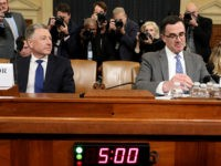 ***LIVE UPDATES*** Kurt Volker, Tim Morrison Testify in Impeachment Hearing