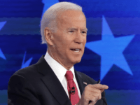 Biden Repeatedly Says 'Punching at It' While Touting Domestic Violence Plan