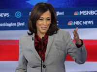 Watch: Kamala Harris Puts On Southern-Fried Accent for Single Debate Question