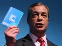Farage Slams Tories, Labour, For Manifestos of Lies
