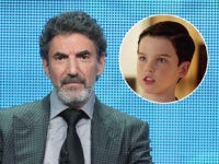 Young Sheldon' Creator Chuck Lorre Posts Impeachment Message