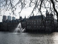THE HAGUE, NETHERLANDS - MARCH 14: The Dutch parliament building is pictured on March 14, 2017 in The Hague, Netherlands. Campaigning is continuing by all parties ahead of tomorrow's general election in which the right-wing Party for Freedom (PVV), led by Geert Wilders, is expected to do well. (Photo by …