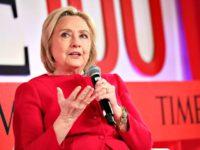 Hillary Clinton Blames Russia