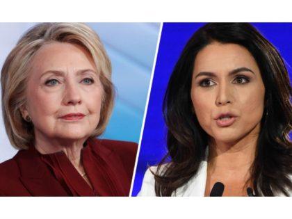 Hillary vs Tulsi