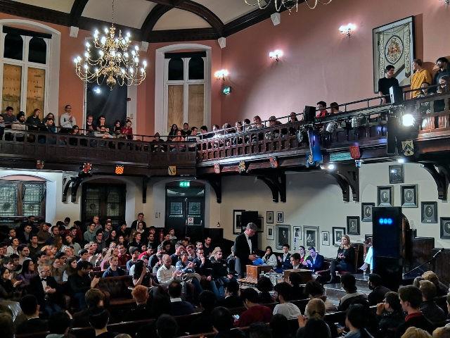 IBM AI debate Cambridge