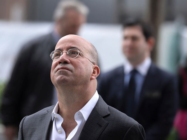 NEW YORK, NY - MARCH 15: President of CNN Jeff Zucker attends the grand opening of phase one of the Hudson Yards development on the West Side of Midtown Manhattan, March 15, 2019 in New York City. Four towers, including residential, commercial, and retail space, and a large public art …