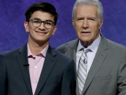 Avi Gupta, Alex Trebek