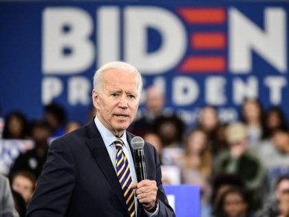 Biden: An All-White Debate Stage Wouldn't Be 'Representative' of the Party