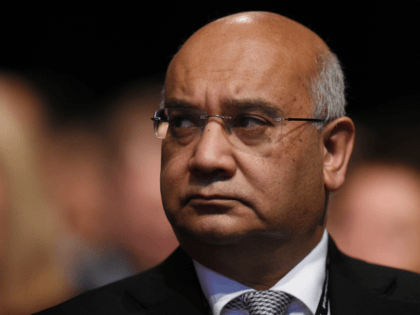 Keith Vaz, Labour MP listens to speeches on the third day of the Labour party conference in Liverpool, north west England on September 25, 2018. (Photo by Oli SCARFF / AFP) (Photo credit should read OLI SCARFF/AFP via Getty Images)