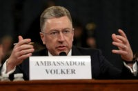 Volker Again Undermines Quid Pro Quo Claim: Never Took Part in Any Effort to Investigate Bidens
