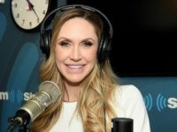 NEW YORK, NEW YORK - MARCH 28: Lara Trump visits SiriusXM at SiriusXM Studios on March 28, 2019 in New York City. (Photo by Jamie McCarthy/Getty Images)