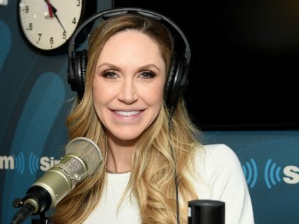 Lara Trump Defends President on Whitmer — 'He Was Having Fun at a Trump Rally'
