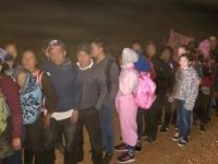 200 Migrants Apprehended After Crossing Arizona Border