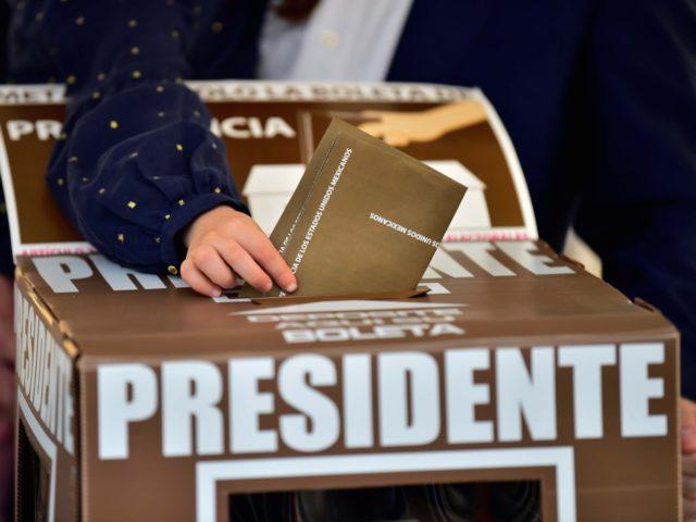 Mexican election (Pedro Pardo / Getty)
