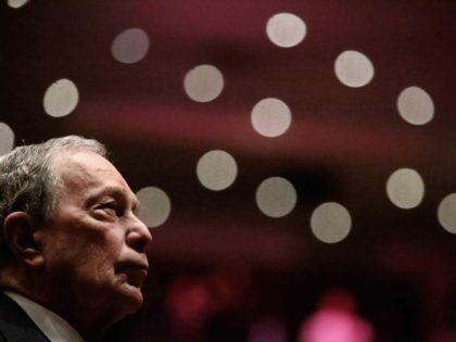 Michael Bloomberg (Yana Paskova / Getty)