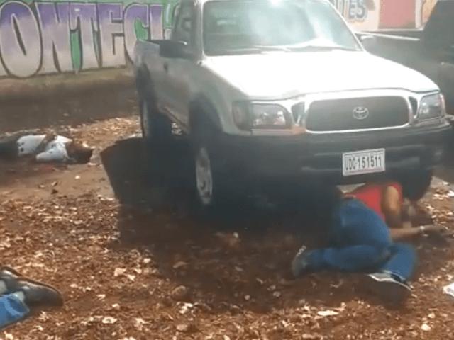 Michoacan Shooting