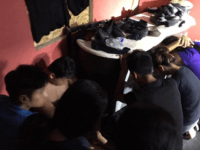 Laredo Sector Border Patrol agents rescue 43 migrants from a stash house near the Texas border.
