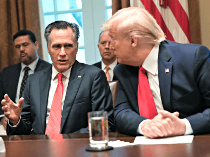 Mitt Romney Didn't Vote for Donald Trump in 2020