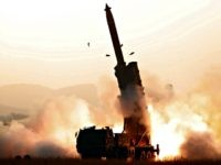 North Korea launches 'Super-Large Multiple Rocket Launchers'