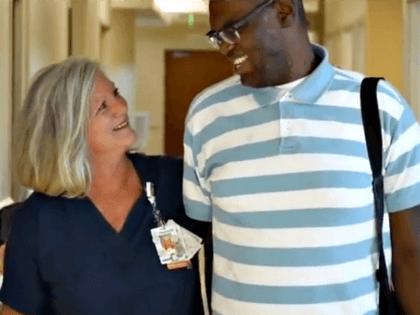 Nurse Adopts Autistic Man