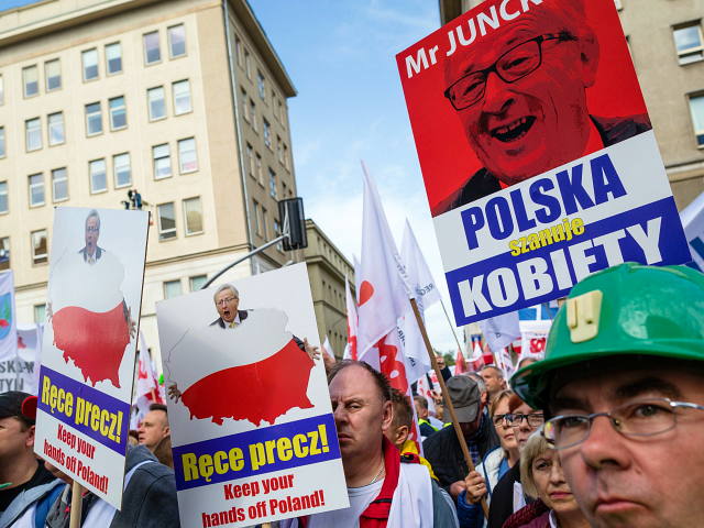 Poland broke European Union law with judicial reform — European Union top court
