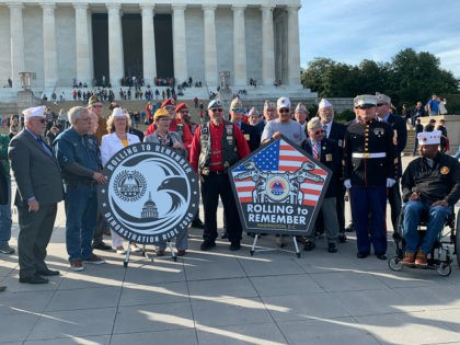 AMVETS Unveils 'Rolling to Remember' Motorcycle Ride Logo and Inaugural Patch
