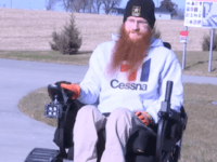 Army Veteran Receives Motorized Chair to Help Him Speed Through Life