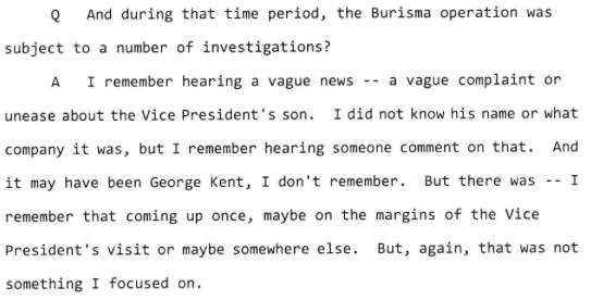 Anderson on Burisma (Screenshot / HPSCI)