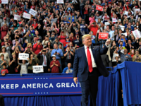 100,000 People Seeking Tickets to Trump's Rally in New Jersey