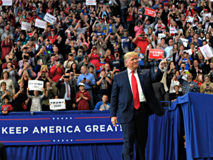 100,000 People Seeking Tickets to Trump's 'Keep America Great' Rally in NJ