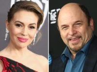 alyssa-milano-jason-alexander-getty