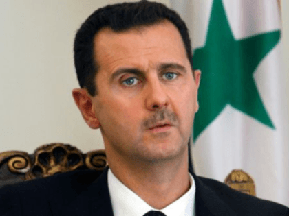 Western leaders now say Syrian president Bashar al-Assad must be involved in peace talks. Photograph: Vahid Salemi/AP Photo