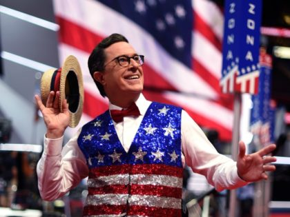 Stephen Colbert Celebrates Trump Leaving Office With Farewell Musicals