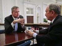 Bill de Blasio Blasts Bloomberg: Democrats Should Not Nominate 'Billionaire Who Epitomizes the Status Quo'