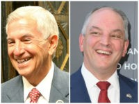 Poll: Eddie Rispone and Democrat John Bel Edwards in Dead Heat